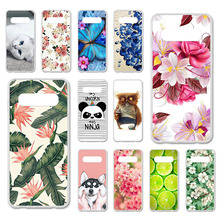 TAOYUNXI Cases For Samsung Galaxy S10 Case E G9730 G973F Soft Covers Patterned Bags 6.1 inch Skins Shell Housings
