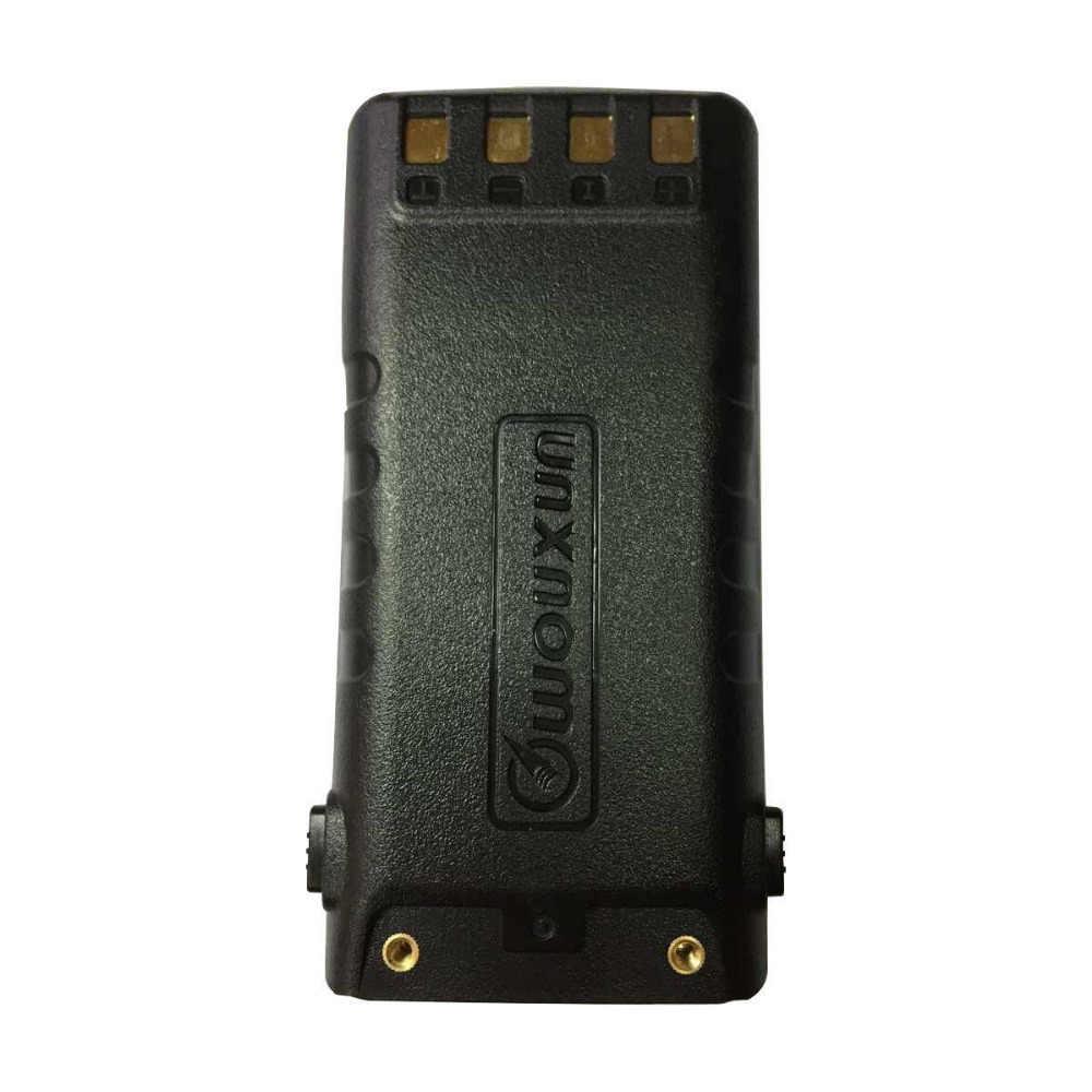 Éliminateur Original de batterie de chargeur de voiture de Wouxun pour KG-UV9D KG-UV9D Plus la radio bidirectionnelle portative