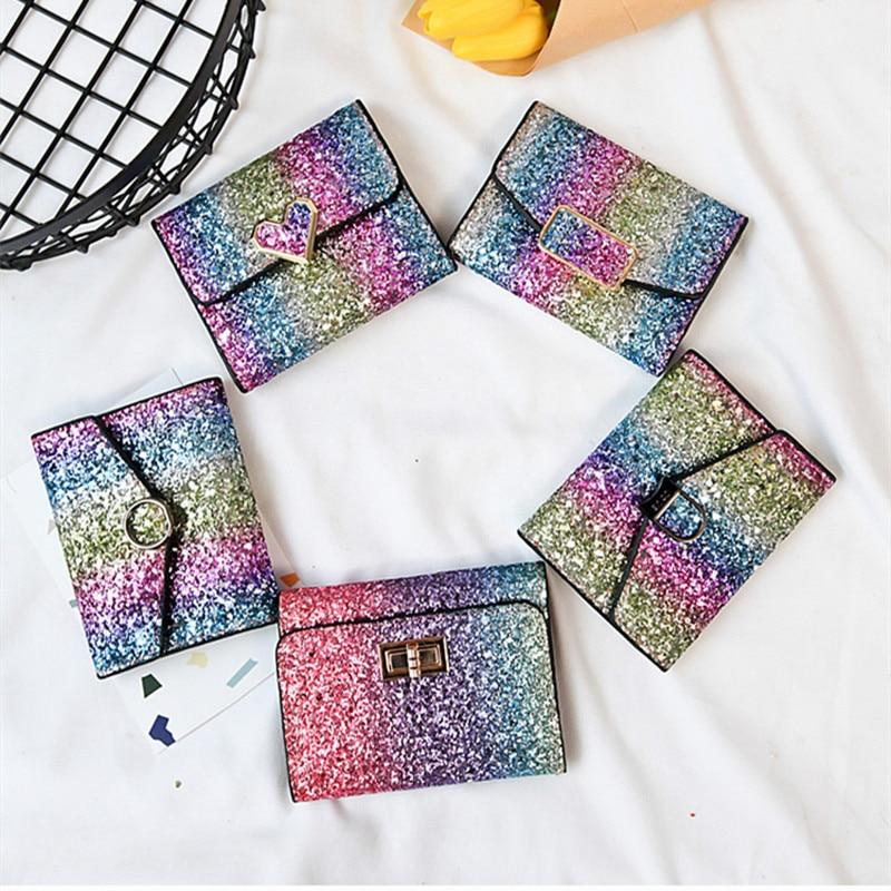 2017 Direct Selling Korte Polyester Tijd beperkte Pu Vrouwen Karakter - Portemonnees en portefeuilles