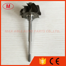Shaft-Length Ball-Bearing GT2860R 9-Blades 109mm Turbine-Wheel/turbo-Wheel
