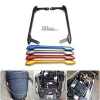 MT 09 FZ 09 CNC Rear Passenger Pillion Seat Grab Handle Bar Hand Rail For Yamaha MT09 MT 09 FZ 09 FZ 09 2014 2015 2016 Brand New
