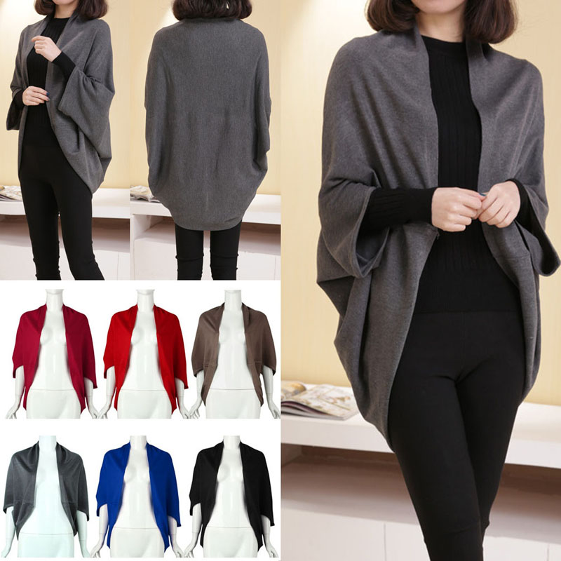 Popular Wrap Sweater Coat-Buy Cheap Wrap Sweater Coat lots from ...