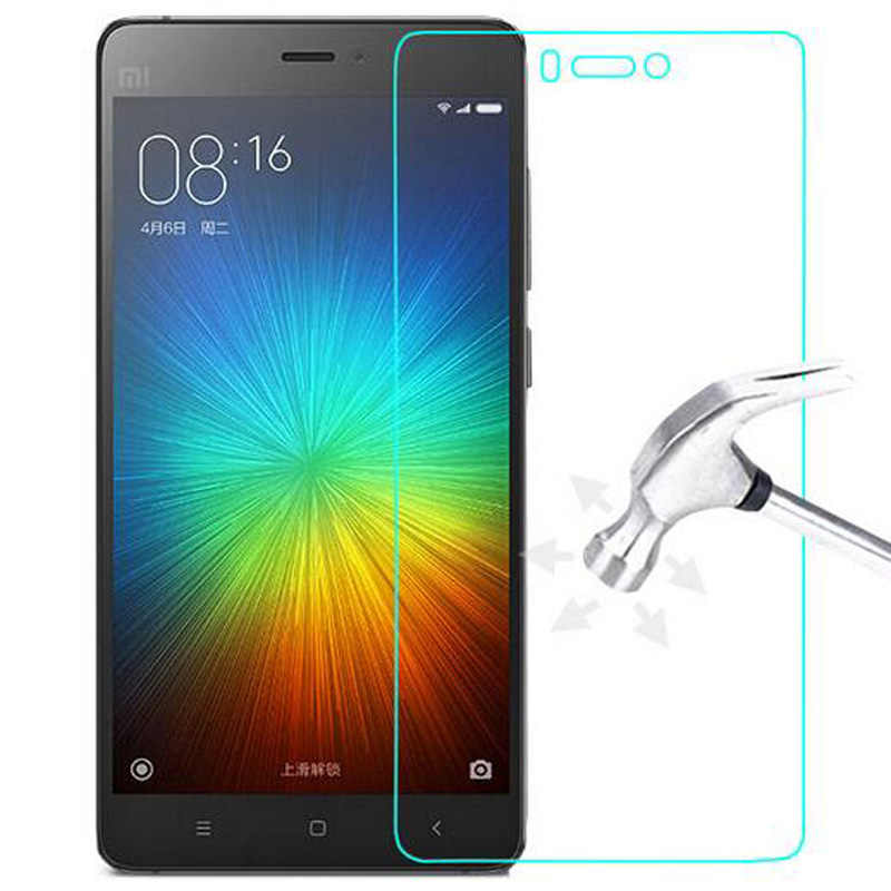 2.5D Protective Tempered Glass on for Xiaomi Redmi 6 6A 4A Pro 4 5 Plus 5A Note 4 Mi 8 SE Tempered Glass Screen Protector Film