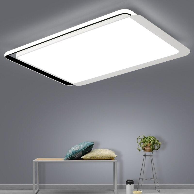 Modern Ceiling Lamp LED Ceiling Lights for Living Room Bedroom luminaria de teto Home Light Fixtures plafonnier lampara techo цена 2017