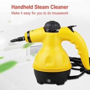 متعددة الأغراض الضغط يده الكهربائية البخار الانظف المحمولة المنزلية نظافة جميع في واحد المطهر المطبخ السجاد 220 V الاتحاد الأوروبي