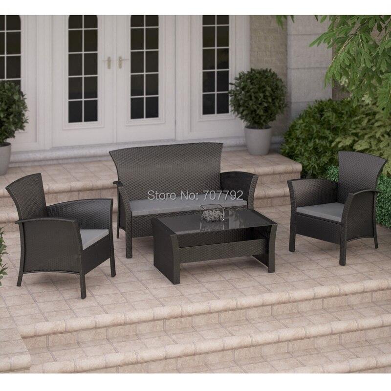 online get cheap soggiorno mobili in rattan -aliexpress.com ... - Mobili Da Giardino In Rattan Vita Moderna