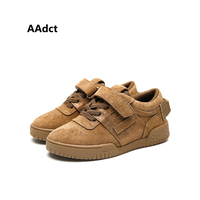 AAdct 2017 Fashion Boys Shoes Autumn New Soft Sole Running Sports Children Shoes Sneakers Brand High