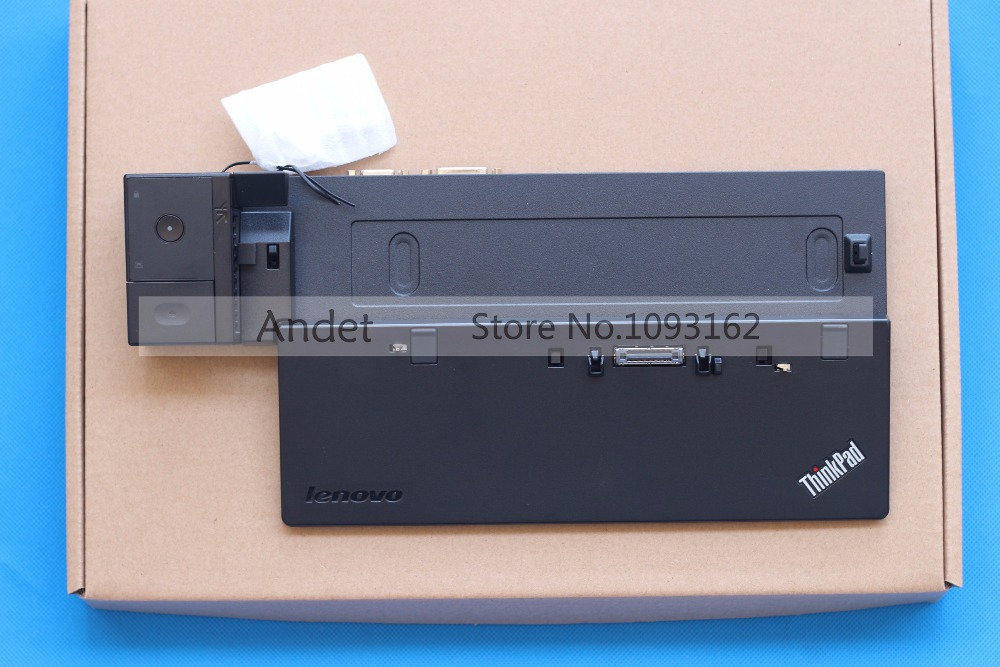 New Original Laptop Docking Stations for Lenovo ThinkPad Pro Dock T440 T450 L450 L440 X240 X250 W540 T540P W541 T440S T450S