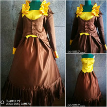 Customer to order! Vintage Costumes Victorian 1860S Civil War Gown historical dresses D-140