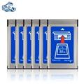 6pcs/lot Top Quality G-M Tech2 Card Tech 2 32MB Memory Card for Opel/G-M/Saab/Isuzu/Holden/Suzuki 6 Software