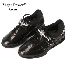 Vigor power gear Высококачественная обувь для тяжелой атлетики обувь для силовой атлетики