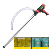 220V labor saving electric diesel pump water pump pump / liquid extraction tool