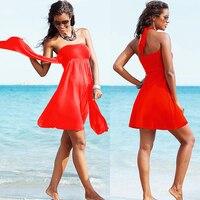 New Arrival Long Cover Up Lycra Swimwear Sexy Beach Wear Kaftan Dress Designer Short Kaftans Swimsuit