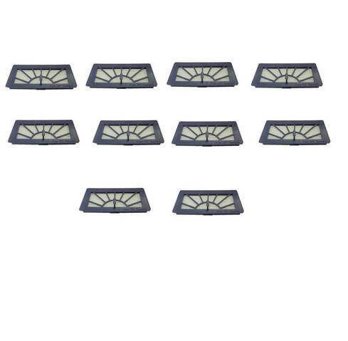10 Pieces Neato XV-11 XV-12 XV-14 XV-15 XV-21 XV Signature Pro XV Signature Cleaner hepa Filters колье silver wings 25wb 113