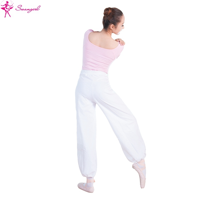 Aliexpress.com : Buy Adult white dance pants ballet pants for ...
