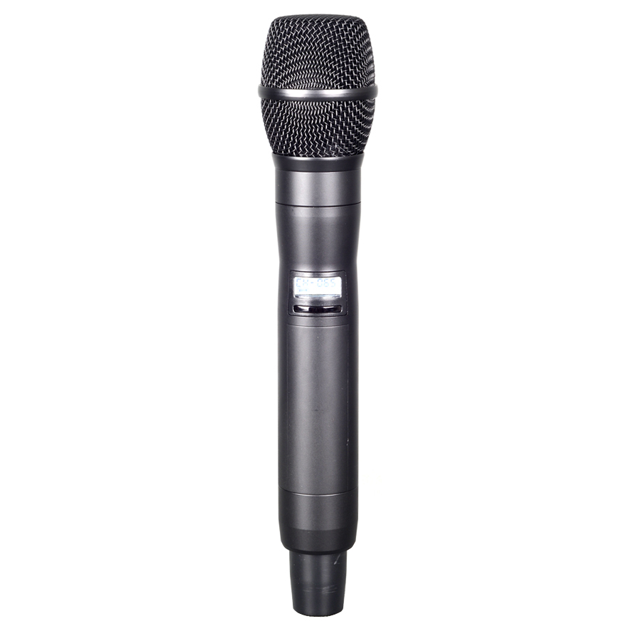 Handheld microphone for 5500