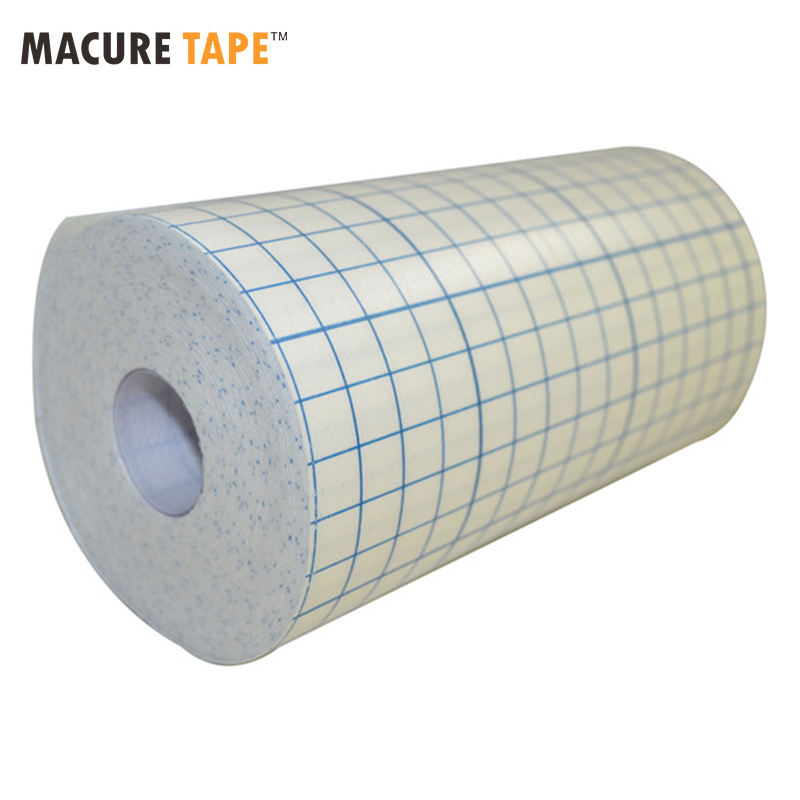 Macure Tape 10cm x 10m Cover-Roll Stretch Bandage Fixomull Stretch Tape Wound Dressing C ...