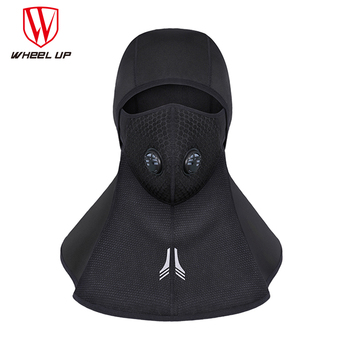 WHEEL UP Winter Thermal bike caps windproof warm Fleece bandanas caps mtb mountain road bicycle mask 2017 New Arrival hot Sale face mask