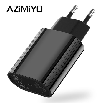 AZiMiYO 18W Typ-C Wall Charger PD 3.0 Fast charger Power Adapter with Power Delivery for Apple ipad iPhone X 8 XS iPad Pro Phone