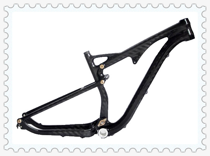 29er full carbon MTB suspension Disc brake frameset online shopping bike parts hot sales and promotion sell lasting cheap prices image
