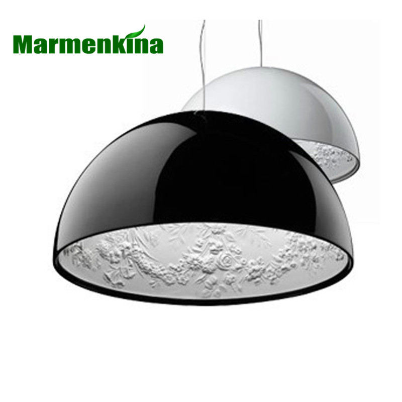 Marmenkina Lustre Skygarden Led Pendant Lamp Luminaria Suspend Lamp LED Hanging Light Fixture E27 Indoor light AC110-240V modern simple frp resin foyer e27 led pendant light marcel wanders led pendant lamp internal pattern skygarden led hanging lamp