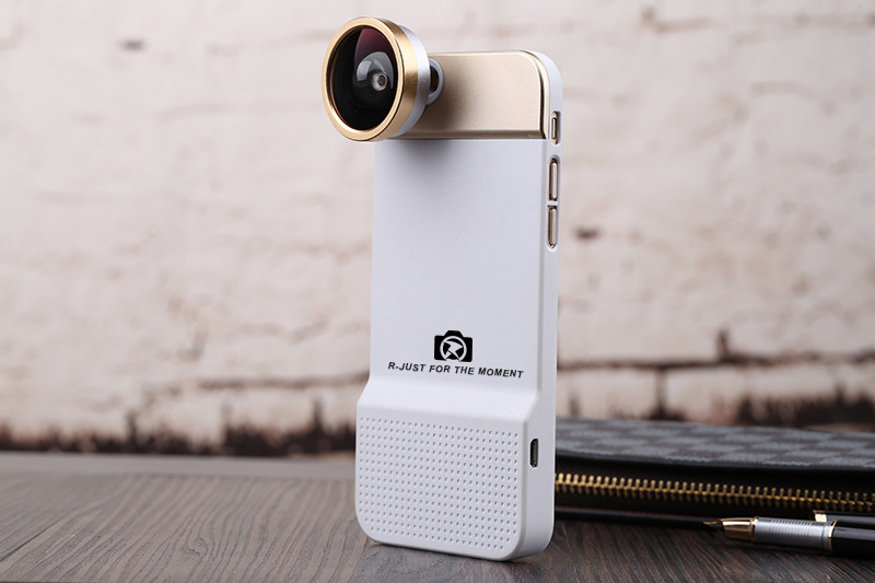 best service 76256 26108 US $30.0 |New Fashion R JUST Original Phone Case With Speed Shot Bluetooth  Camera Wide Angle SLR Effect Lens Cover for iphone 6 4.7 inch on ...
