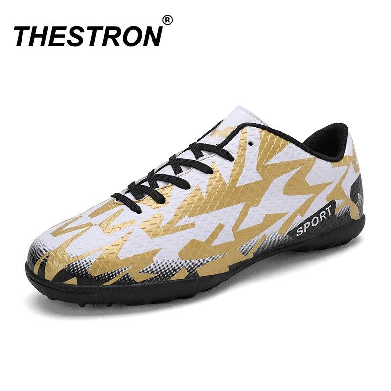 Artificial Turf For Football Men Women Soccer Sneakers Summer Outdoor Grass Children Football Training Shoes Soccer Sneakers