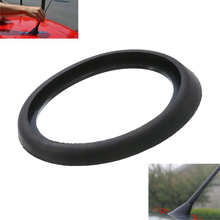 Car Styling Roof Aerial Gasket Seal Durable Rubber Antenna Gasket Seal Universal For BMW Vauxhall Opel Honda Toyota Benz roof aerial rubber gasket seal for astra corsa meriva for vauxhall for opel car accessories new arrival