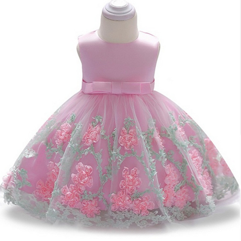 Flower girls wedding dress baby girls christening cake dresses for party occasion kids 1 year baby girl birthday dress bbwowlin baby girl shoes first walkers cotton crystal baby girls christening dresses for party wedding 90226