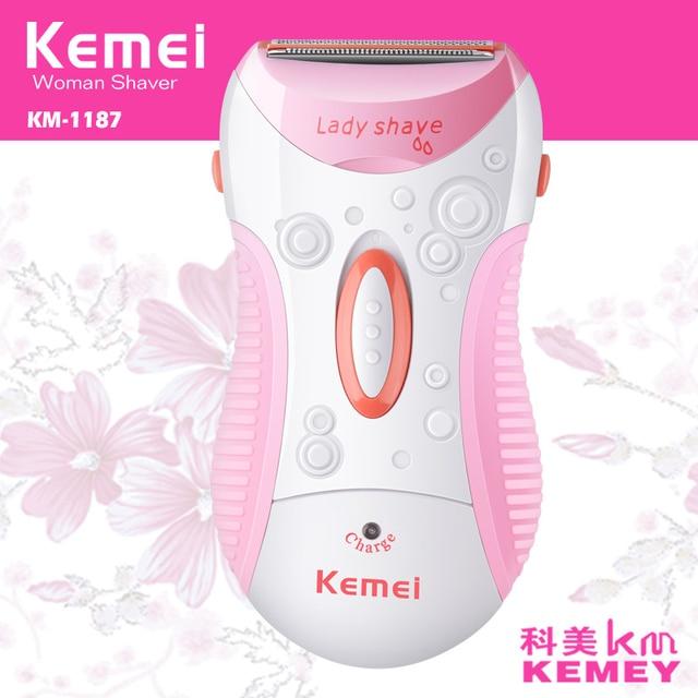 Epilatore Kemey