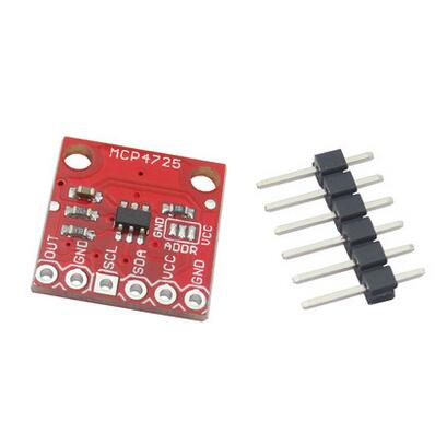 1pcs MCP4725 I2C DAC Breakout Module Development Board