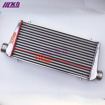 цена на 600*300*76mm Universal Turbo Intercooler bar&plate OD=76mm Front Mount intercooler