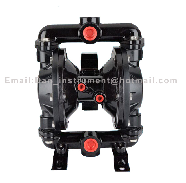 Double Way Ink and Glue Pneumatic Diaphragm Pump BML-20 double color high pressure ink diaphragm pump aluminum alloy two way pneumatic diaphragm pumps