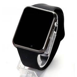 Прямая доставка A1 умные часы, Sim часы телефон Камера Smartwatches шагомер Sleep Monitor sms-напоминание позвонить для Android