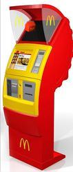 Надежный супермаркетов самообслуживания платежный терминал жк-шельф сенсорный киоск Электронной Потребитель Машина