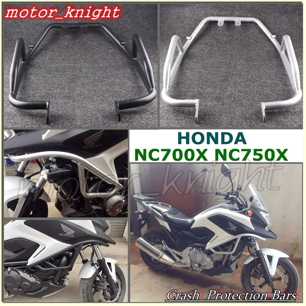 <font><b>Crash</b></font> Protection <font><b>Bars</b></font> Engine Guard fit <font><b>Honda</b></font> <font><b>NC700X</b></font>/NC750X 2012 2013 2014 2015 image