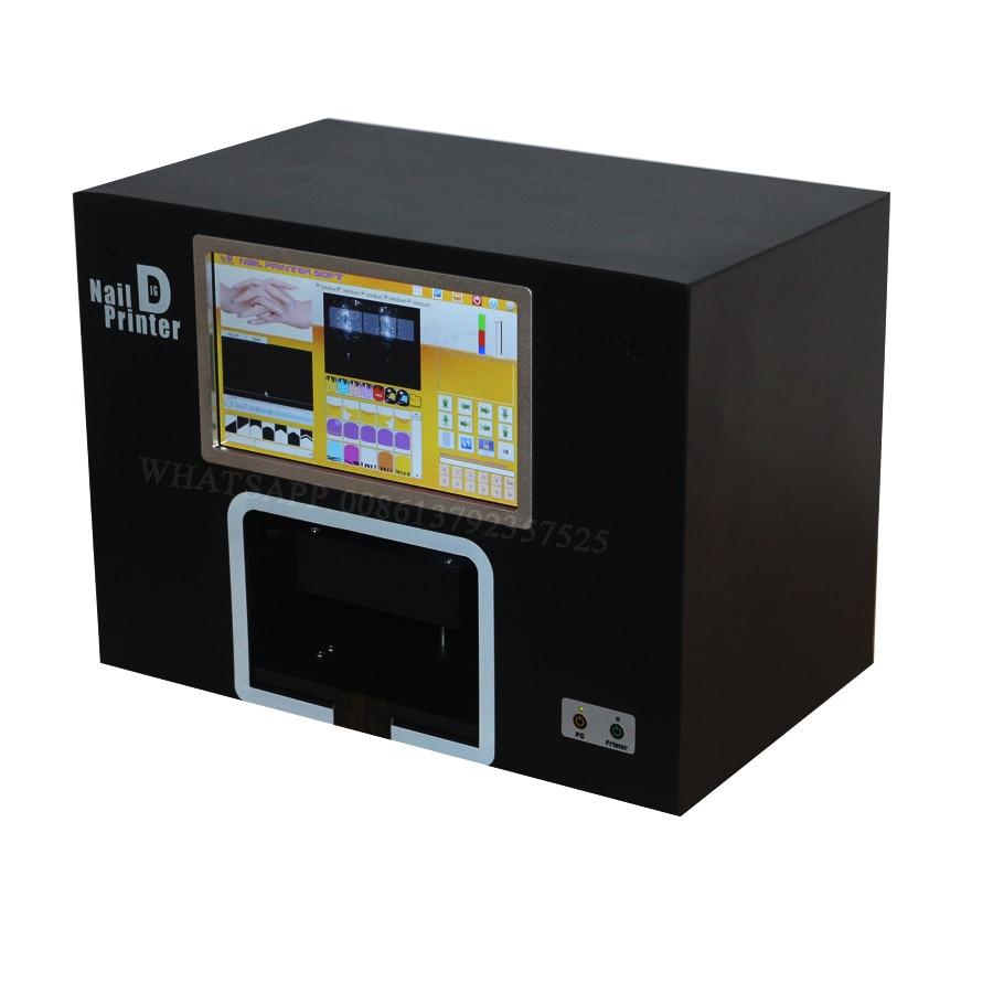 Ένα τεχνητό impressora do prego de DIY ψηφιακό - Τέχνη νυχιών - Φωτογραφία 3