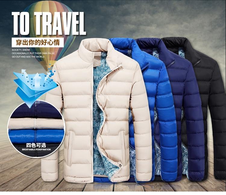 2019 Odinokov Winter Men Jacket 2017 Brand Casual Mens Jackets And ... dad7134f14923