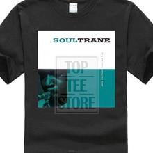 15e05d29f John Coltrane Rockabilia Soultrane T Camisa Dos Homens X Grande Preto(China)