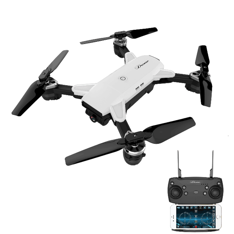 YH-19HW RC Foldable Selfie RC Drone With FPV Wifi Camera Altitude Hold Mini Quadcopter VS XS809HW E58 E51