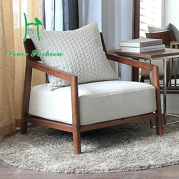 Boreal Europa mobili panno singola persona divano sedia Cafe sedie ...
