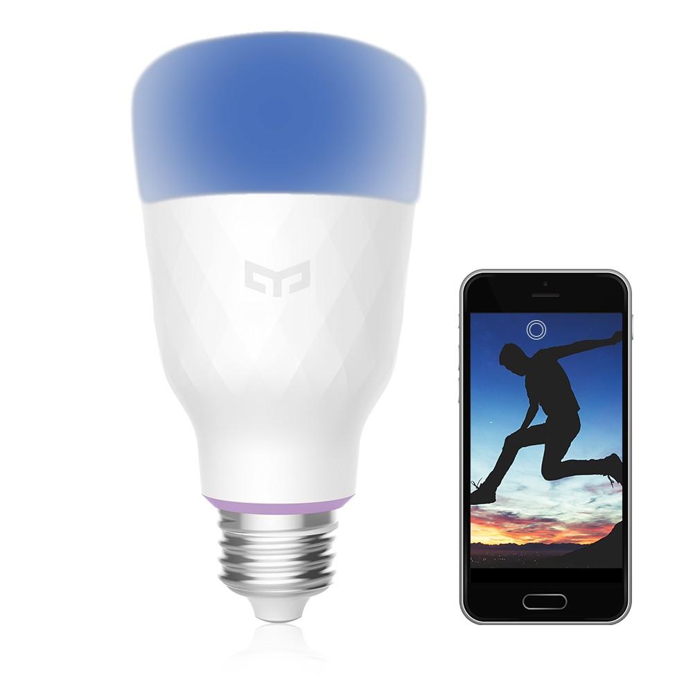 Xiaomi Yeelight Lemon Blue II LED Smart Bulb (Color) Ball