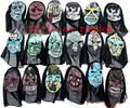 Wholesale Cheap Halloween Mask Horror Mask Scary Ghost Masks Zombie Vampire Mask For Cosplay Adult Party On Sale