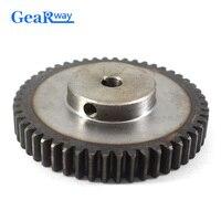 Gear Wheel Metal 1.5Module 65T 45Steel Rc Pinion Gears 10/12mm Bore 1.5 Mould 65Tooth Gear Wheel Spur Gear Pinion