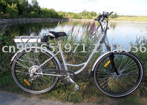 Electric bicycle with CE   24V/10AH   several color