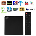 I68II S912 Octa Core Android 6.0 TV Box 2G/16G 2.4G/5GHz WIFI Gigabit LAN Google Play Set Top Box AH250