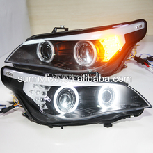 2003-2005Year 523i 525i 530i Head Light fit for BMW E60 original car with HID kit
