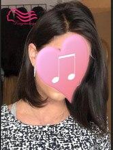 Tsingtaowigs, peluca kosher frontal de encaje, 100%, peluca judía de pelo virgen europeo, peluca kosher, los mejores Sheitels, Envío Gratis