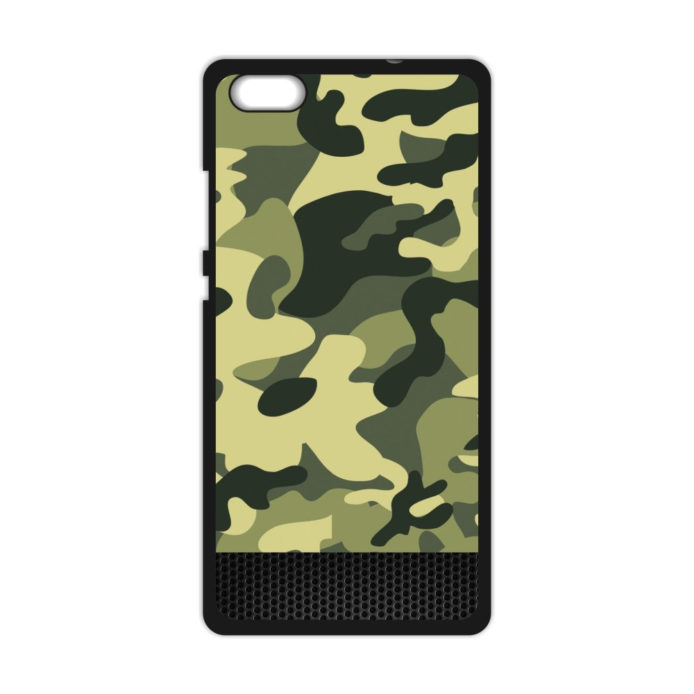 Camouflage Military Camo Hard Plastic Cover Case for font b Huawei b font Honor 6 7