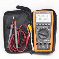 Vici VC99 Auto Range 3 6 7 Digital Multimeter 20A Resistance Capacitance Temperature Meter Voltmeter Ammeter